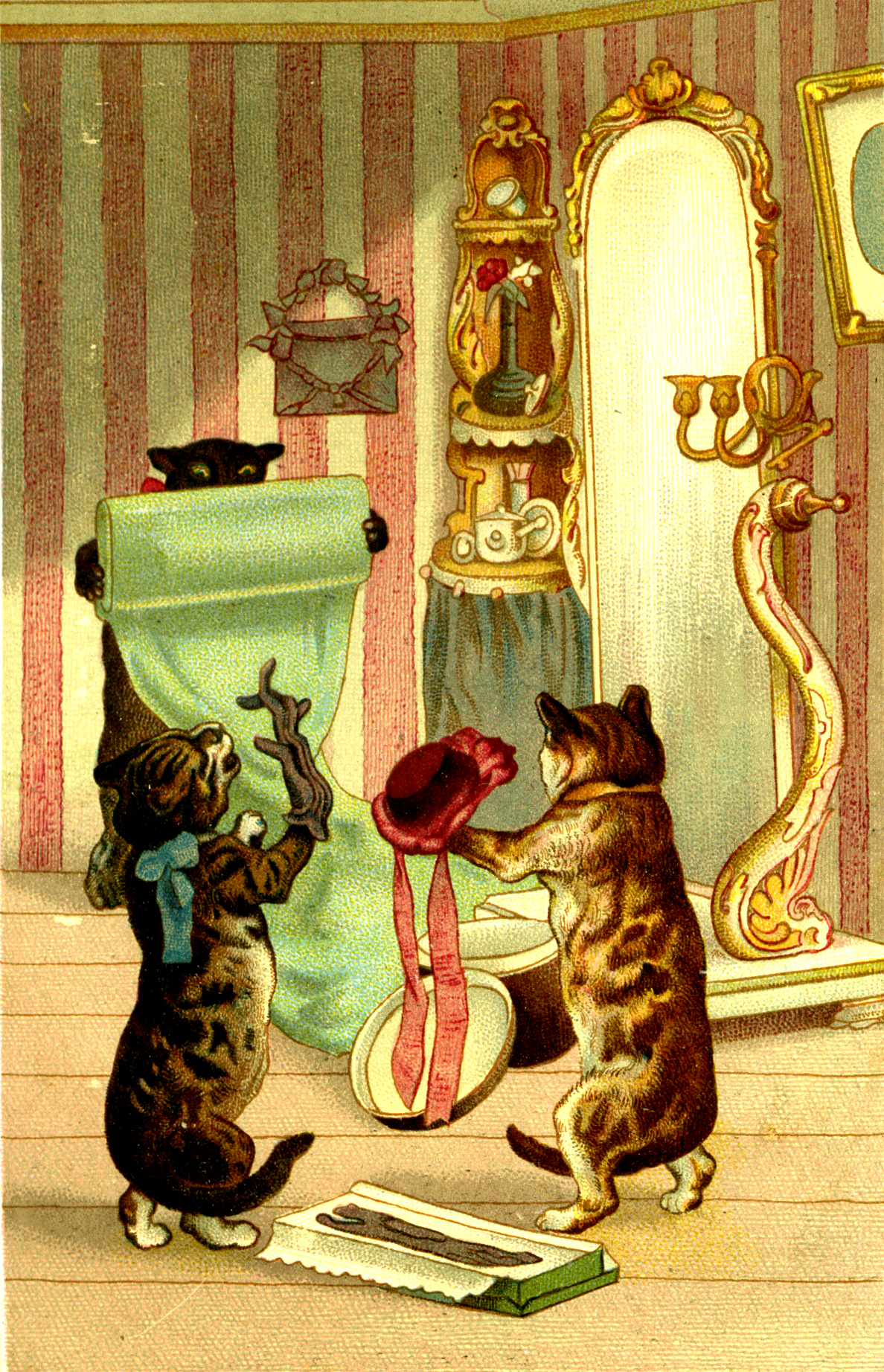 http://archivalart.com/Victorian_Kitty_Cat_Graphic.jpg